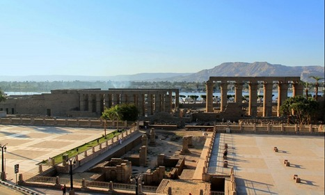 East Bank of Luxor - Things To Do in Luxor | Special Tours,Packages and Programs | Scoop.it
