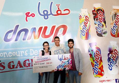 Le concours Design Pack Danup consacre la créativité de 3 jeunes ... - Tekiano | Packaging d'ici et d'ailleurs | Scoop.it