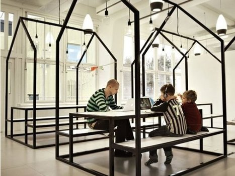 New school system in Sweden is eliminating classrooms entirely | Impact Lab | Library design and architecture | Scoop.it