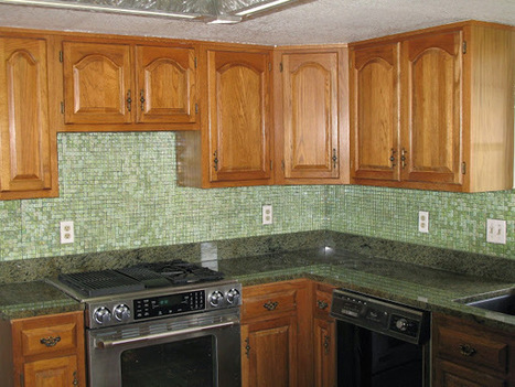 Kitchen Tile Ideas | Casual Cottage | Fitted Kitchens & Bathrooms | Scoop.it