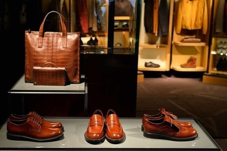 Tod's Men's Autumn/Winter 2014 Collection | IWantThisDeal | Scoop.it