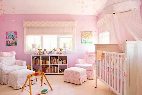 Colores para pintar y decorar habitaciones infa - Ideas para pintar habitaciones infantiles ...
