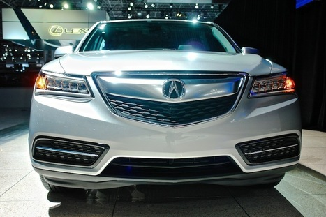 2014 Acura MDX Specs and Review | CARS REVIEW 2015-2016 | Scoop.it