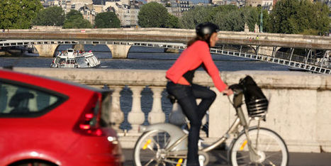 A Paris, la moitié de l'espace public est réservée à l'automobile - le Monde | Actualités écologie | Scoop.it