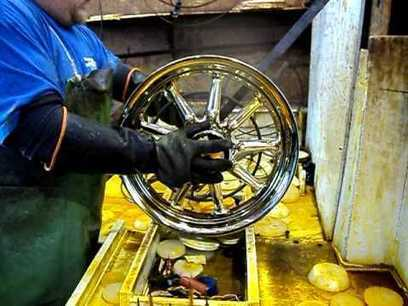 Chrome Plating | Everything Under the Sun | Scoop.it
