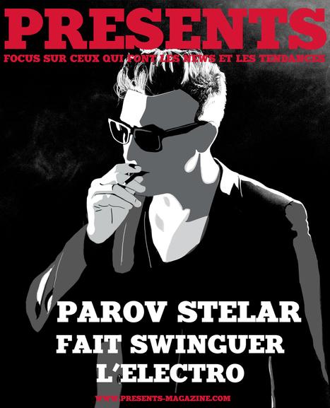 Presents Magazine - Parov Stelar   Creative Art Moodbook   Scoop.it