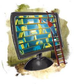 RECURSOS TIC PARA BIBLIOTECAS ESCOLARES: Ahora las bibliotecas también prestan e-books | Las TIC y la Educación | Scoop.it