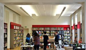 Un blog sur les bibliothèques innovantes | Gazette du numérique | Scoop.it