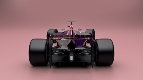 What F1 Cars Would Look Like if F1 Got Its Act Together | WIRED | Information Technologies | Scoop.it