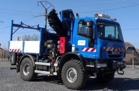 Arreau. Un véhicule pour ERDF | Vallée d'Aure - Pyrénées | Scoop.it
