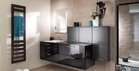 39 meuble de salle de bains 39 in espace aubade for Aubade salle de bain 2013