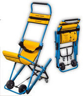 Evac + Chair for Emergency Stairway Evacuation | Safety Wheelchairs Supplies | Scoop.it