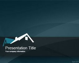 Realtor PowerPoint Template | Free Powerpoint Templates | Powerpoint Designs Free Download | Scoop.it