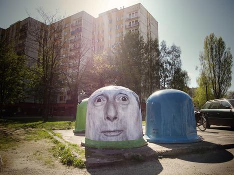 Mentalgassi, Zagreb + Katowice - unurth | street art | Street Art and Artists | Scoop.it