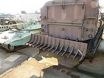 M55 Self Propelled Howitzer  – Walk Around | History Around the Net | Scoop.it