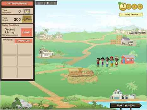 Education Game about Life   Educational value of Games (entertainment and serious games)   Scoop.it