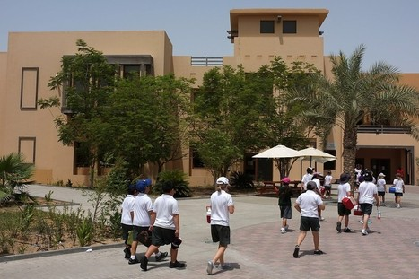 700 apply for 88 places at Abu Dhabi school | The National | International Ed & the American College Game | Scoop.it