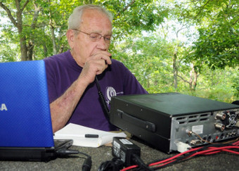Hamming it up for real - Attleboro Sun Chronicle | KH6JRM's Amateur Radio Blog | Scoop.it