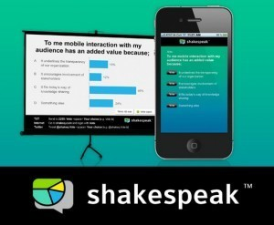 Shakespeak : Make Your Presentations More Interactive | ModernLifeBlogs | 21st Century Tools for Teaching-People and Learners | Scoop.it
