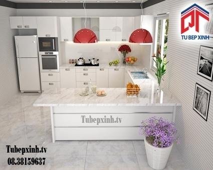 THIẾT KẾ TỦ BẾP CHỮ U CHO PHÒNG BẾP - thiet-ke-tu-bep-chu | Tủ bếp, tủ bếp hiện đại với thiết kế đẹp, mang niềm vui đến gia đình bạn | Scoop.it