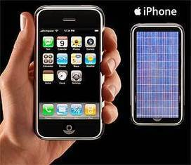 Apple Takes The Step Toward Solar Powered iPhones   Top World Issues Today   Scoop.it