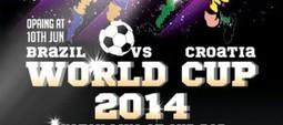 World Cup PSD Flyer Template | artgrap.com | Artwork, Graphic & Illustration | Scoop.it