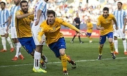 Lionel Messi winner against Málaga sends Barcelona back top of La Liga - The Guardian | AC Affairs | Scoop.it