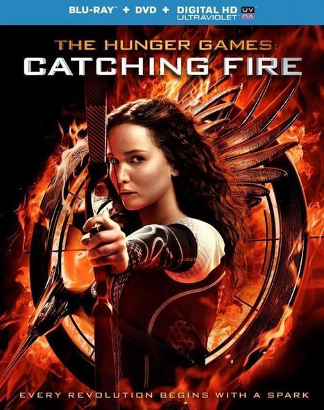 Entertainment Tonight Airing 'Catching Fire' DVD Sneak Peek ...   The Hunger Games   Scoop.it