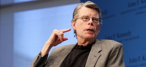 Stephen King Used These 8 Writing Strategies to Sell 350 Million Books | Litteris | Scoop.it