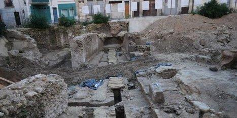 Béziers : le devenir du théâtre antique des Chaudronniers toujours ... - Midi Libre | HADES - Archéologie | Scoop.it