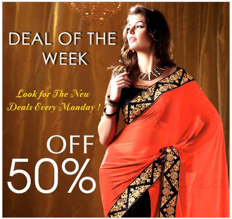 Get exciting offers on Ethnic outfits every week! | Online Shopping India | Scoop.it
