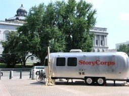 "Storycorps : Celebrating its ""10 years of listening to America"" 