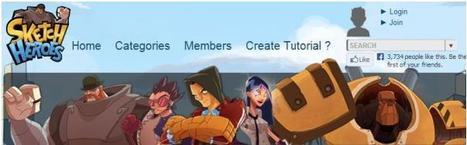 Sitios web para aprender a dibujar | Las TIC y la Educación | Scoop.it