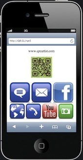 Pinterest Board on QR Codes | Civica Library & Learning Blog « QR ... | Web Development Tools and Tutorials | Scoop.it