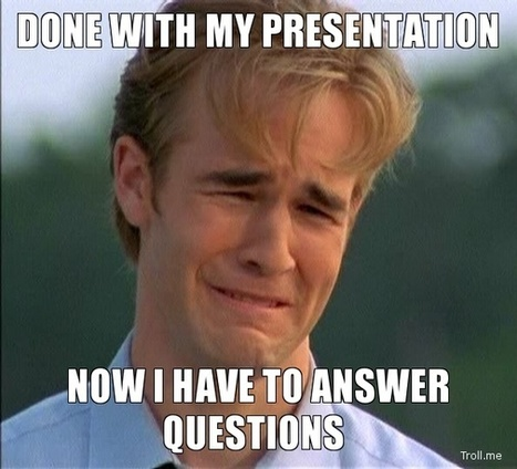 How To Improve The Presentation Skills Of PhD Students - Next Scientist | Aprendiendo a Distancia | Scoop.it