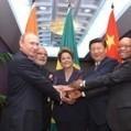 Les Chiffres clés de la coopération économique BRICS-Afrique | Africa Diligence | Investir en Afrique | Scoop.it