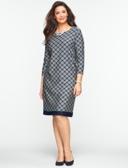 Circle & Square Dress | DIY | Scoop.it