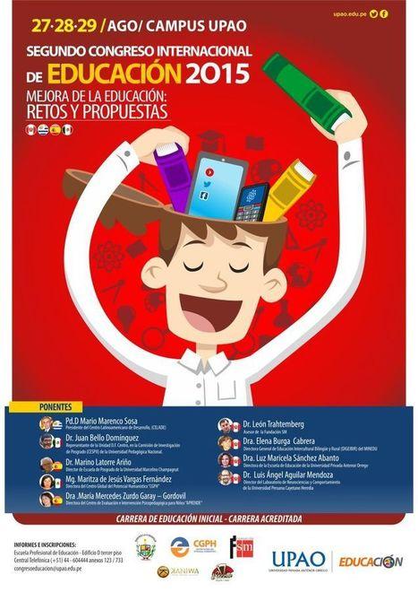 2° Congreso Internacional de Educación | RedDOLAC | Scoop.it