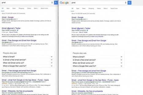 Google Test des liens bleus ultra légés dans la #SERP #SEO | Veille SEO - Référencement web - Sémantique | Scoop.it