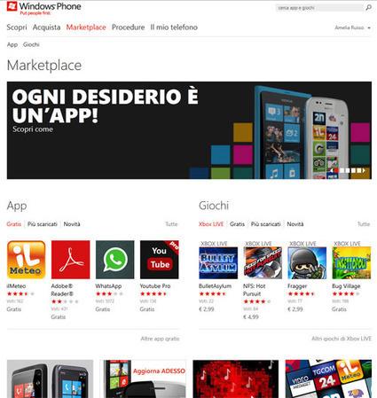 Le canzoni di Sanremo sul vostro Windows Phone - Fashion Times | JIMIPARADISE! | Scoop.it