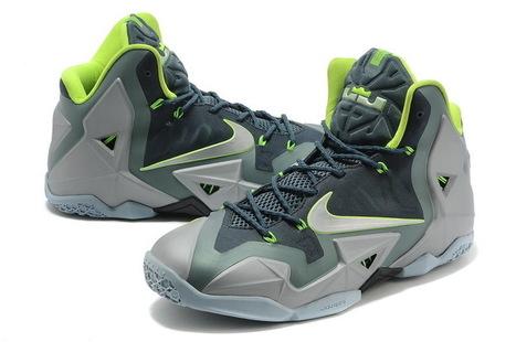 Comprar Barato Nike LeBron 11 Dunkman 131111-100 en Venta | fashion | Scoop.it