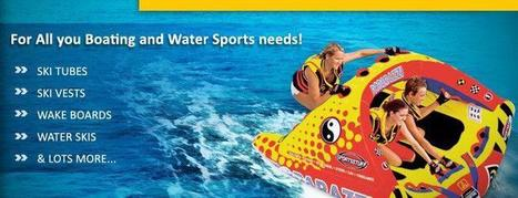 Choose the right kind of boating kit & kayak accessories for elevating your wonderful experience | water sport | Scoop.it