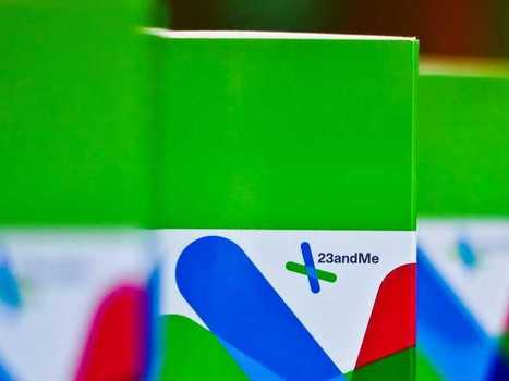 The FDA Wants 23andMe To Stop Selling Its Genetic Testing Kits | Digital Health | Scoop.it