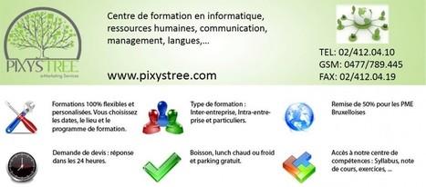 Cours en infographie haut niveau formateur expérimenté Bruxelles | Emploi - formation | Scoop.it