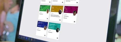 Q&A with Google Classroom's Manager on App's First Anniversary | Google for Teaching & Learning | Scoop.it
