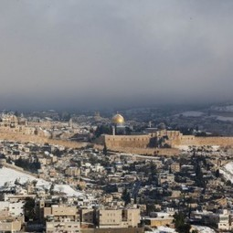 Four fatalities and Jerusalem still sealed off, but Israel's worst storm in decades over | Jewish Education Around the World | Scoop.it