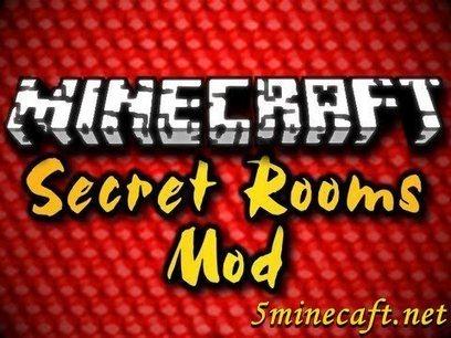 Secret Rooms Mod 1.7.4/1.7.2/1.6.4   Minecraft   Scoop.it