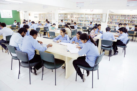 Best Library Facilities in Punjab Campus - Chitkara University | Chitkara University | Scoop.it