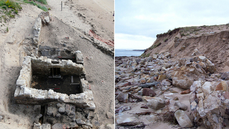 Storms could reveal new archaeology | Archaeology News | Scoop.it
