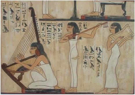 OCIO Y ENTRETENIMIENTO EN EL ANTIGUO EGIPTO | Geografía e Historia | Scoop.it